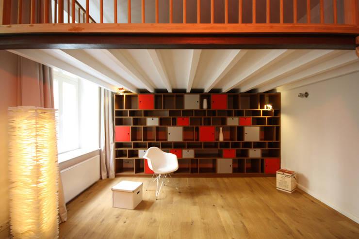 Salas de estilo  por raumdeuter GbR
