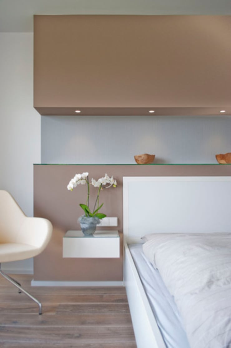 Schlafzimmer :   von Strotmann Innenausbau GmbH