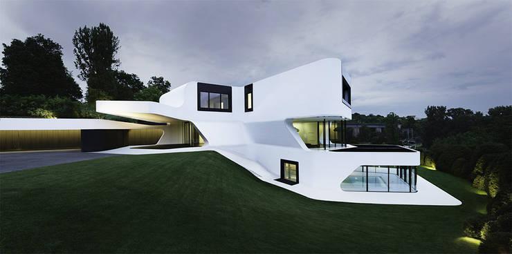 DUPLI CASA – Villa near Ludwigsburg, Germany:  Häuser von J.MAYER.H