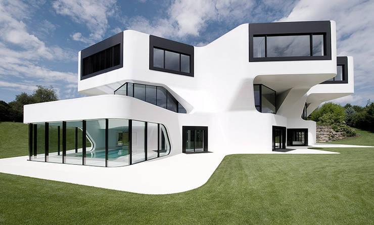 DUPLI CASA - Villa near Ludwigsburg, Germany:  Häuser von J.MAYER.H