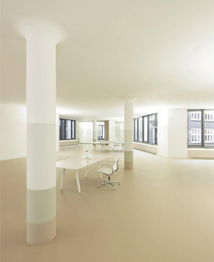 S11 – Office Complex Steckelhörn 11, Hamburg:  Häuser von J.MAYER.H