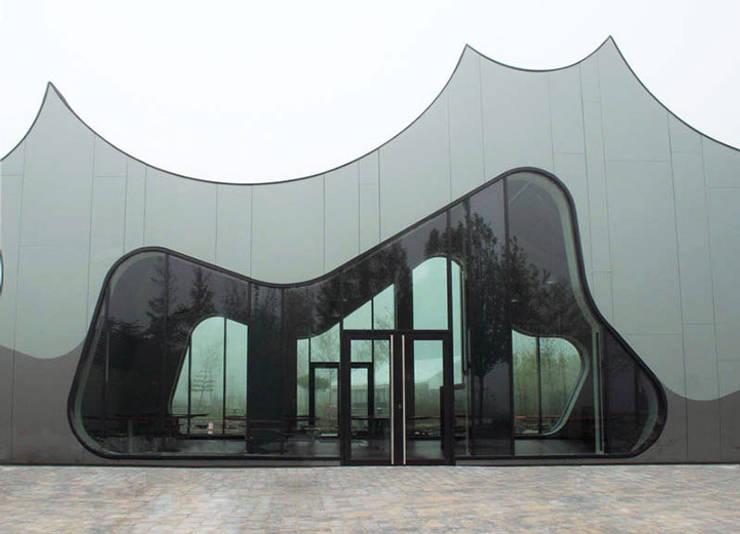 DANFOSS UNIVERSE – Extension (Phase II) Food Factory and Curiosity Center, Nordborg, Denmark:  Schulen von J.MAYER.H