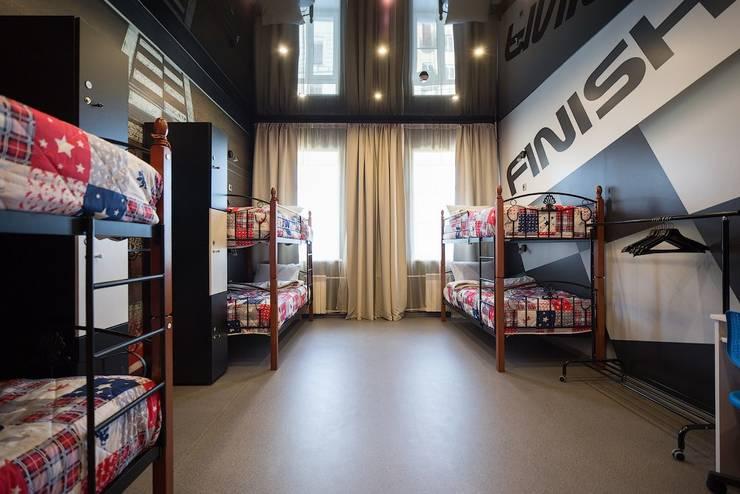 Хостел Racing Paradise: Гостиницы в . Автор – MyHome