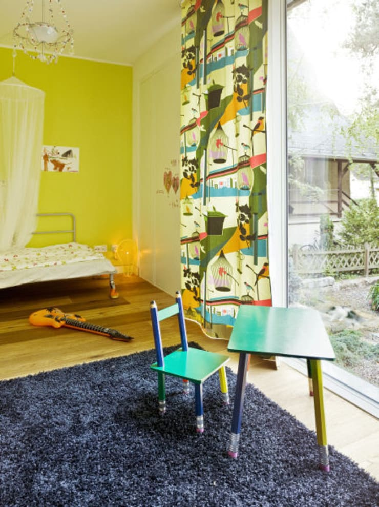 Nursery/kid's room by Innenarchitektur Berlin, Modern