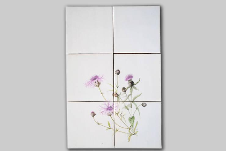 Walls & flooring by GHJ Die Fliesenmanufaktur