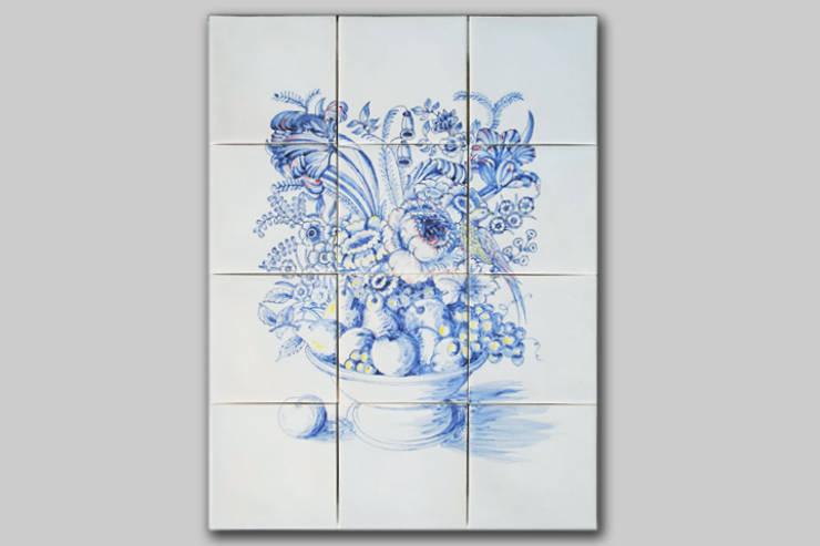 Fliesen:  Wände & Boden von GHJ Die Fliesenmanufaktur