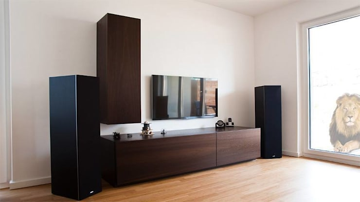 Salas de estilo  por Held Schreinerei