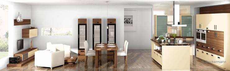 Küche:  Küche von Die Tischlerei Hauschildt