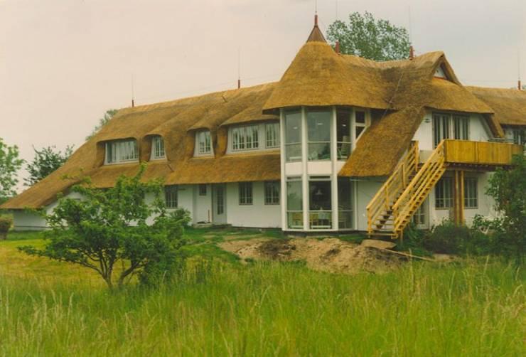 Huizen door Die Dachdecker Neumann GmbH