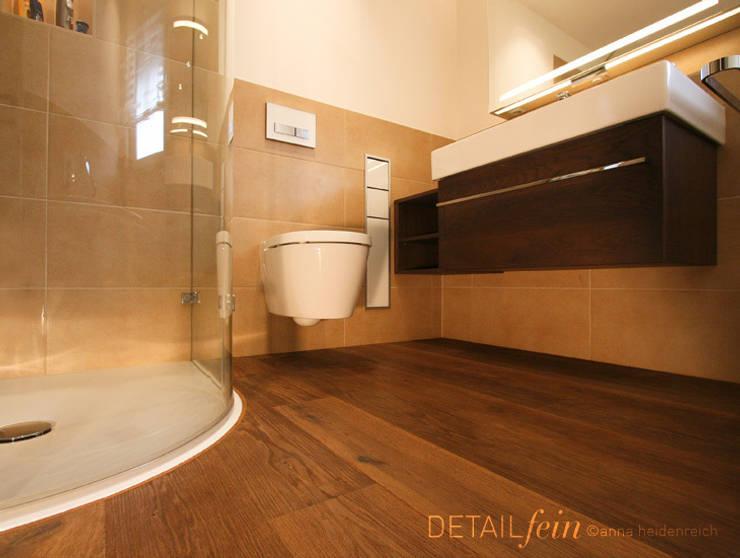 Ванные комнаты в . Автор – detailfein | fotografie und design, Модерн