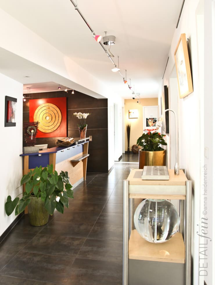 Corridor & hallway by detailfein | fotografie und design