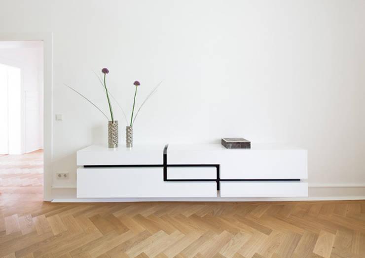 Anrichte:  Wohnzimmer von Ludwig + Nied GbR