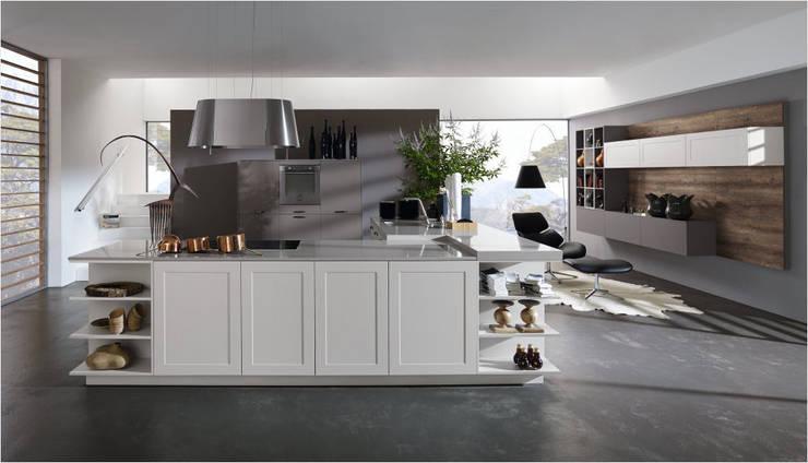 Kitchen by ALNO AG, Minimalist