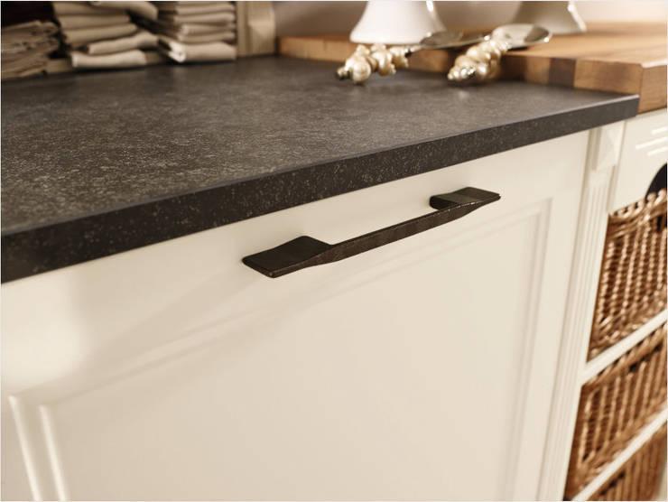 Küchenfronten - weiß von ALNO AG   homify