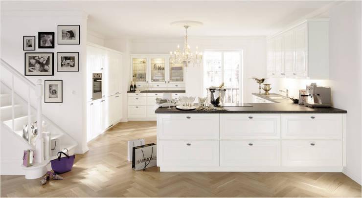 Küchenfronten - weiß von ALNO AG | homify