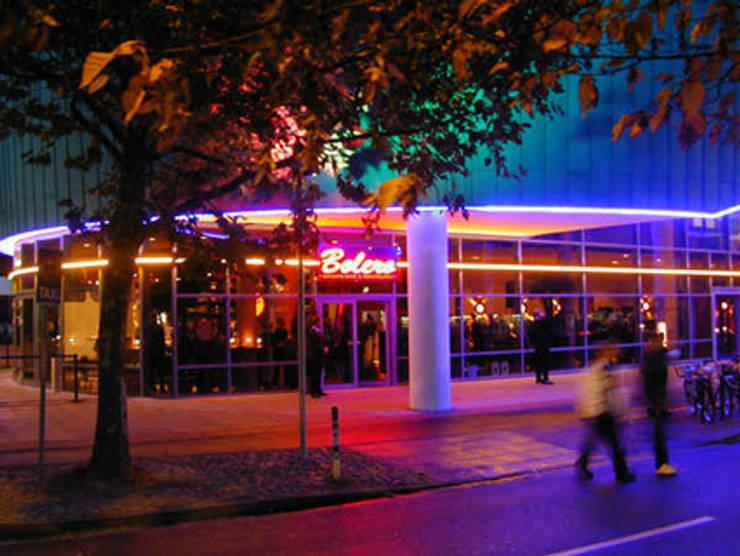 Bar & Restaurant * Bolero*:  Bars & Clubs von Andras Koos Architectural Interior Design