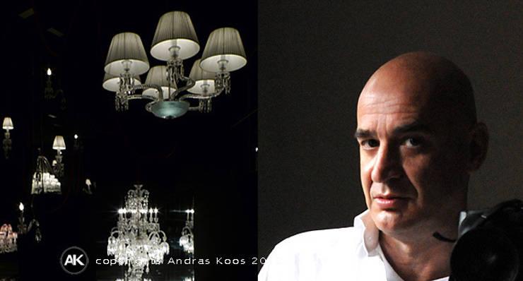 Leuchten und Lichtdesign:  Arbeitszimmer von Andras Koos Architectural Interior Design