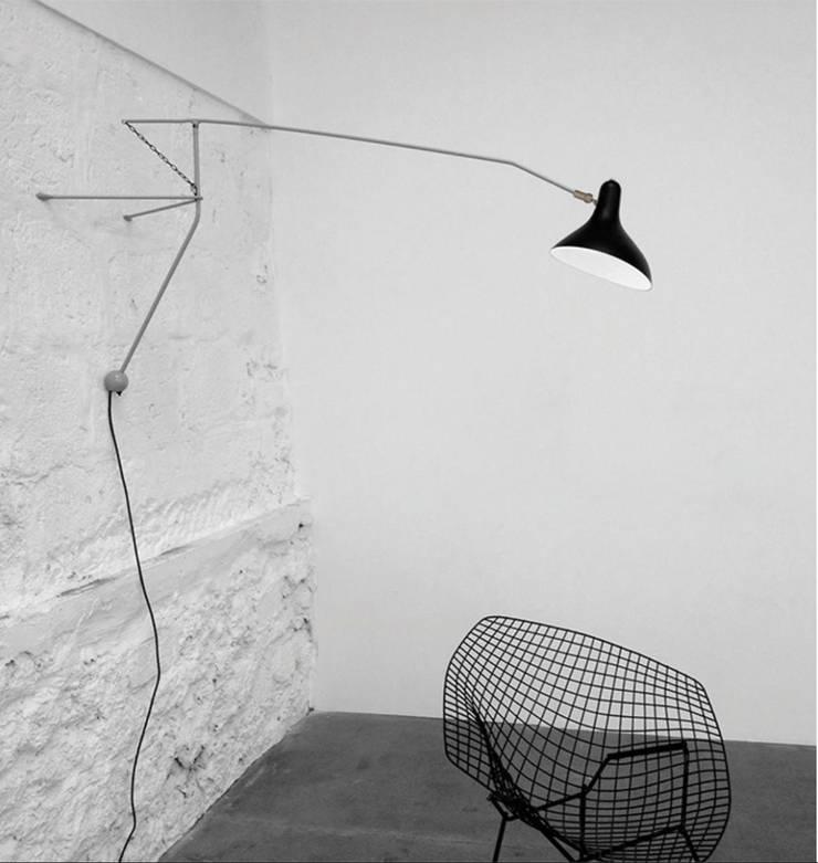 New Intem: Vintage Design:  Arbeitszimmer von Andras Koos Architectural Interior Design