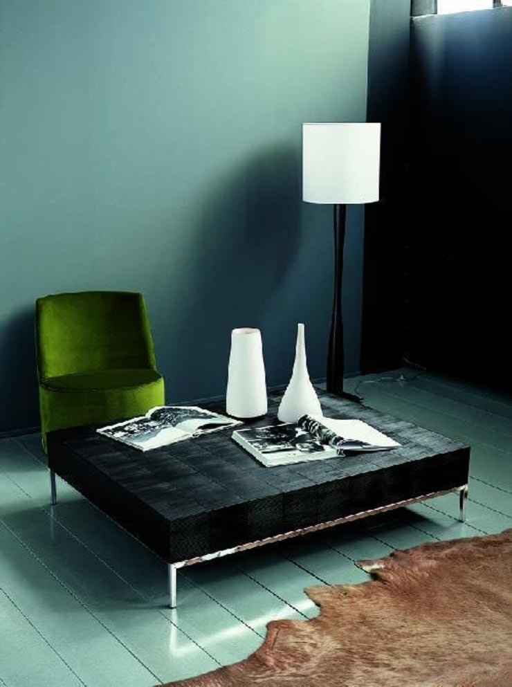 Leuchten und Lichtdesign:  Esszimmer von Andras Koos Architectural Interior Design