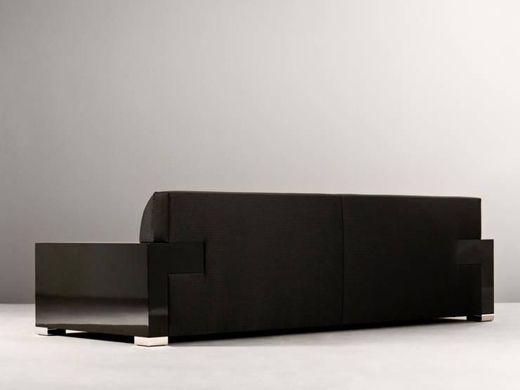 Signature Kollektion Andras Koos: moderne Wohnzimmer von Andras Koos Architectural Interior Design