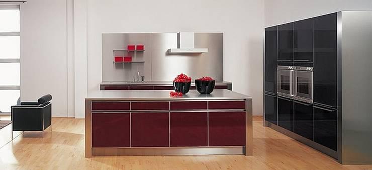 Kitchen تنفيذ Küchengaleria Oßwald GmbH