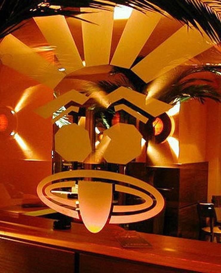 Restaurant & Bar *BOLERO*:  Gastronomie von Andras Koos Architectural Interior Design