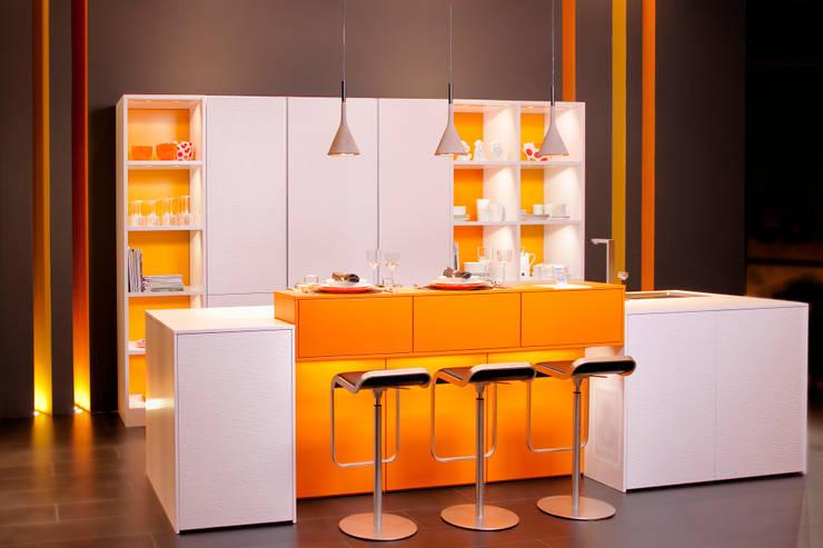 مطبخ تنفيذ LEICHT Küchen AG