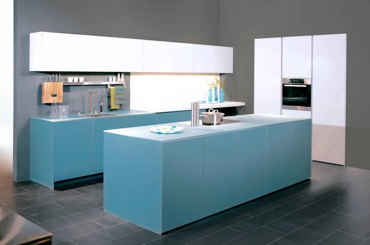 LARGO-FG | IOS-M:  Küche von LEICHT Küchen AG