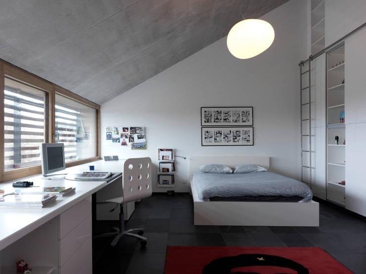 Спальни в . Автор – LEICHT Küchen AG