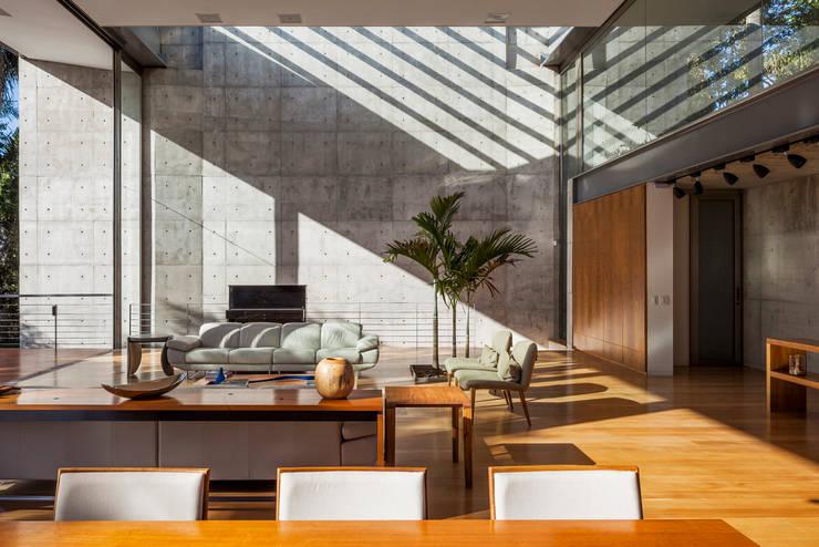 Projekty,  Domy zaprojektowane przez obra arquitetos ltda