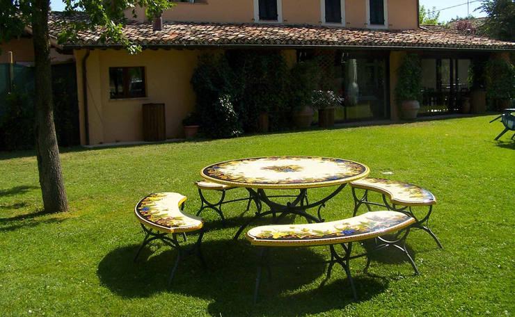 Jardines de estilo  por Giardinitaliani