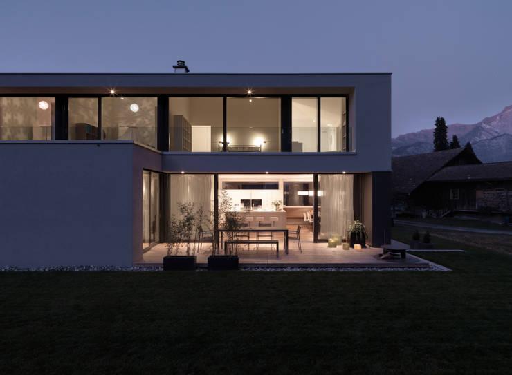 Vilters | Schweiz:  Häuser von LEICHT Küchen AG