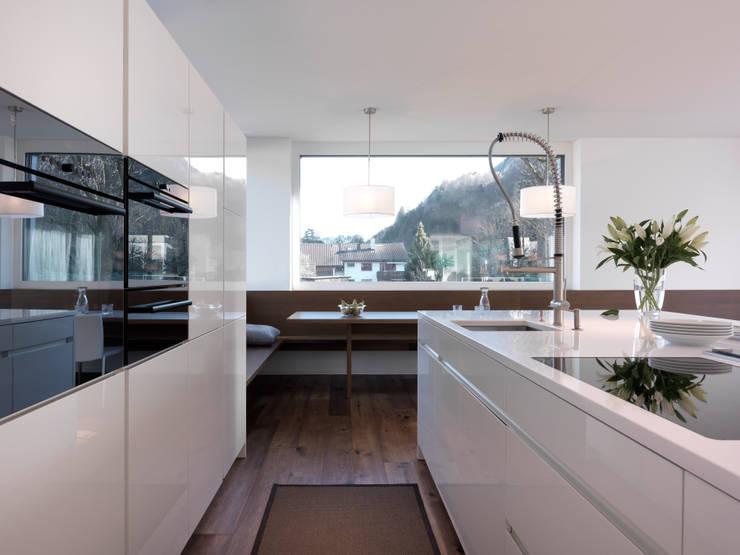 Vilters | Schweiz:  Küche von LEICHT Küchen AG