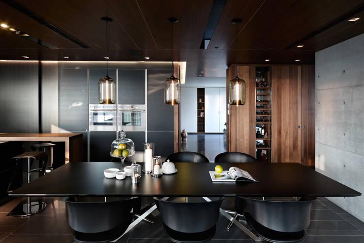 Kaohsiung City | Taiwan:  Esszimmer von LEICHT Küchen AG