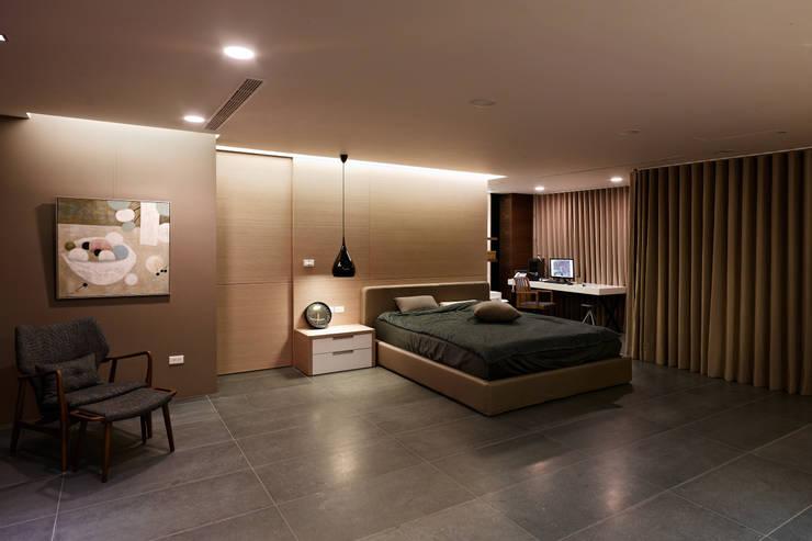 Kaohsiung City | Taiwan:  Schlafzimmer von LEICHT Küchen AG