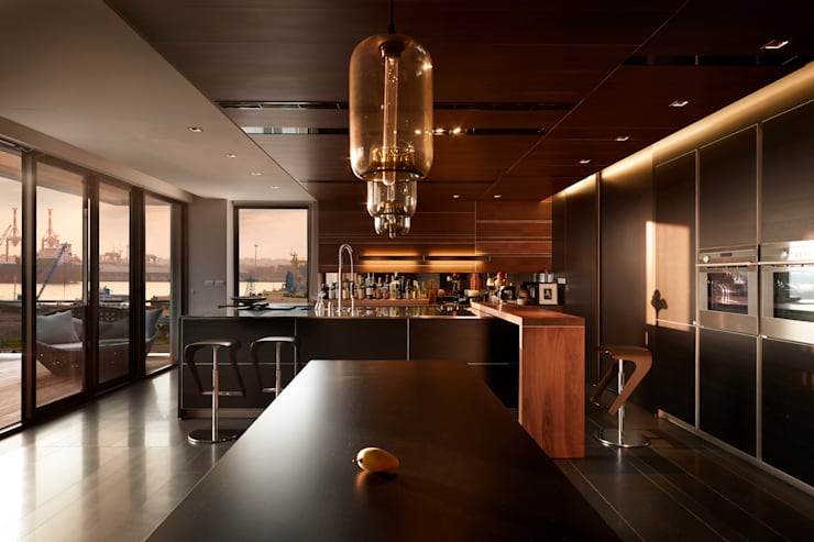 Salle à manger de style  par LEICHT Küchen AG