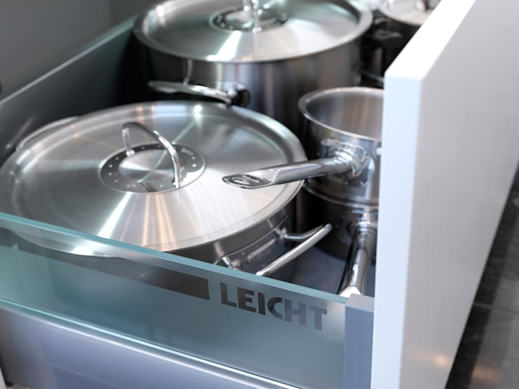 Hassel | Luxemburg: moderne Küche von LEICHT Küchen AG