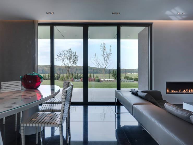 Hassel   Luxemburg: moderne Esszimmer von LEICHT Küchen AG