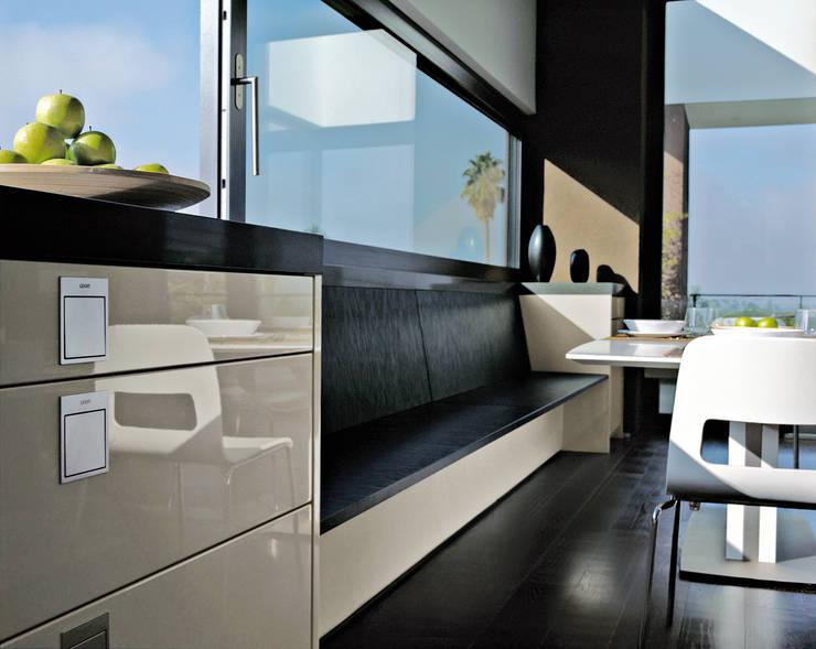 Столовая комната в . Автор – LEICHT Küchen AG