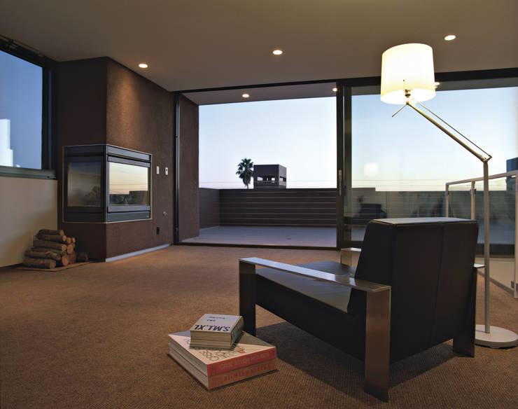 Kalifornien| USA II:  Wohnzimmer von LEICHT Küchen AG,