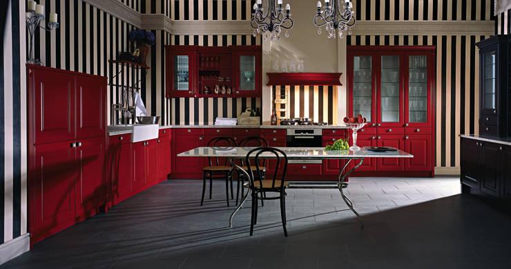 CALVOS - FS: klassische Küche von LEICHT Küchen AG