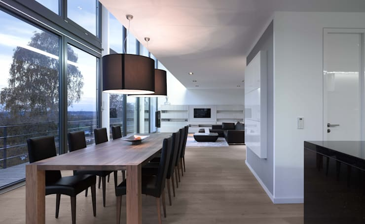 Столовые комнаты в . Автор – LEICHT Küchen AG
