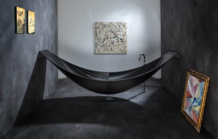 حمام تنفيذ Design by Torsten Müller
