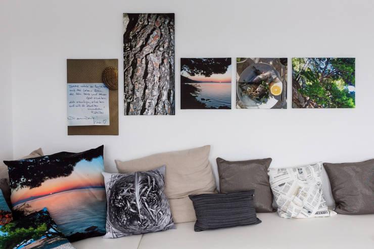 Fotoleinwand:  Wände & Boden von fotokasten GmbH