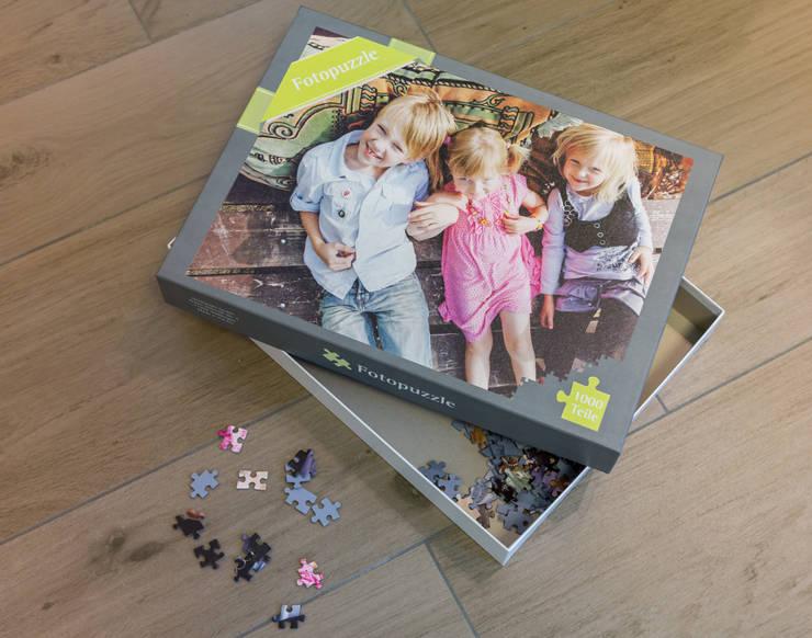 Foto-Puzzle:  Kinderzimmer von fotokasten GmbH