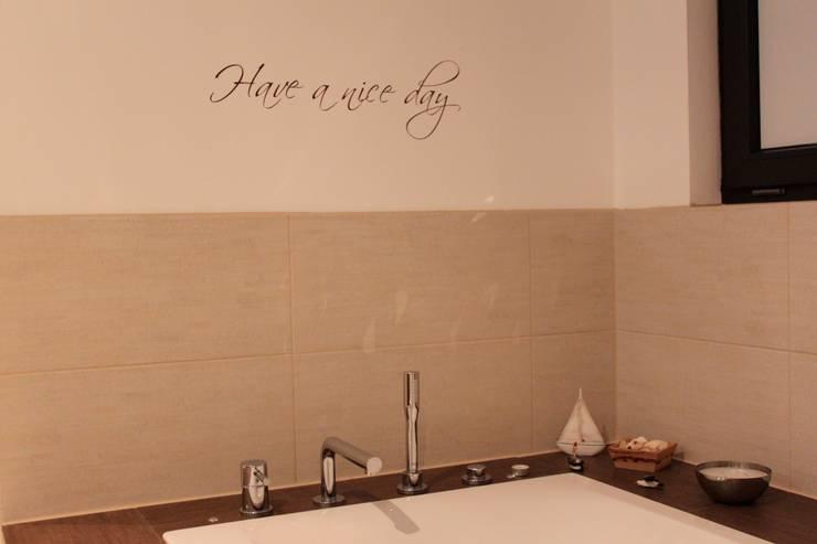 Have a nice day:  Badezimmer von Raumplanung online,Modern