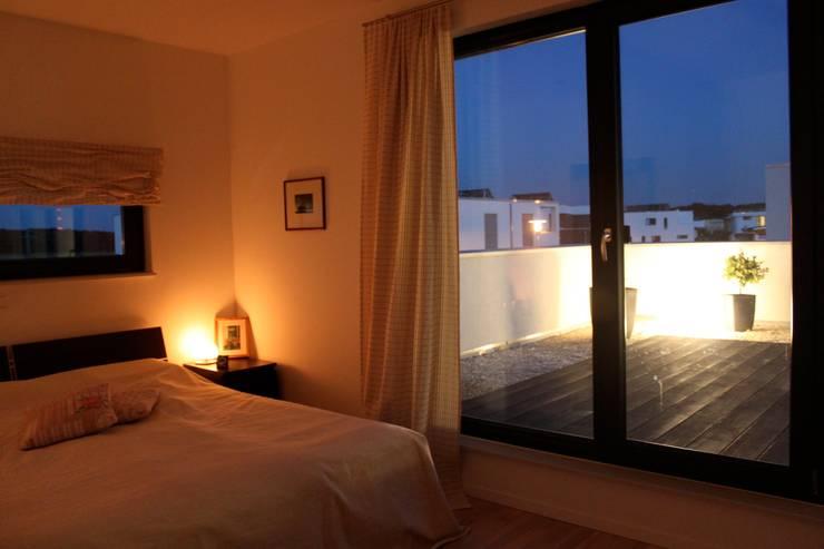 Have a nice day:  Schlafzimmer von Raumplanung online,Modern
