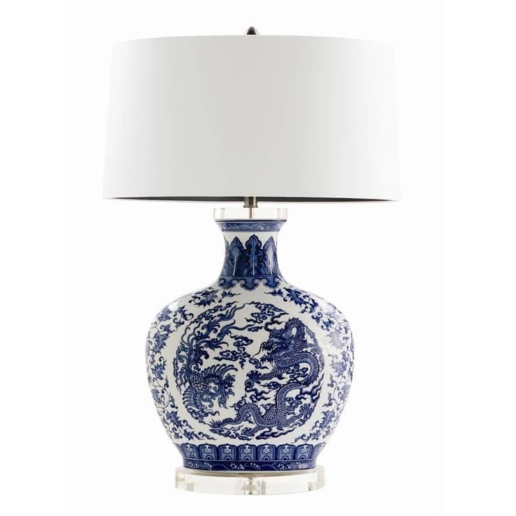 """Arteriors """"Dragon"""" Lamp 47824-234:  Wohnzimmer von Sweets & Spices Dekoration und Möbel"""