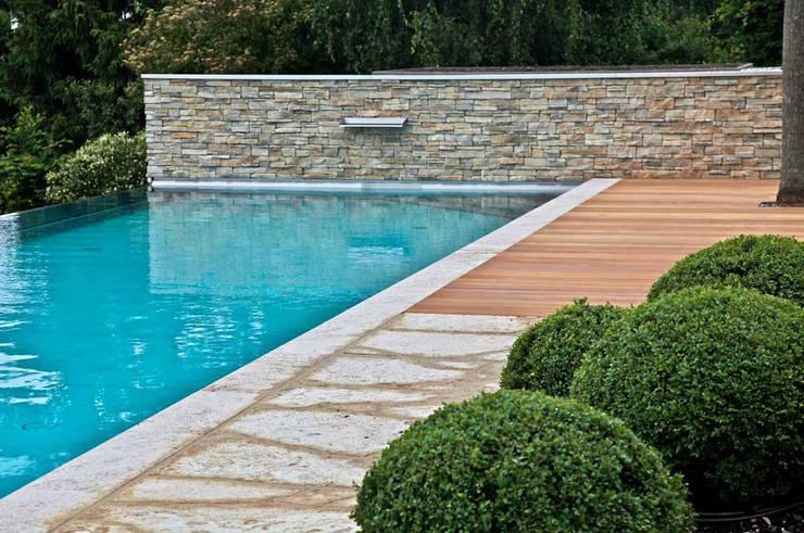 Jardins modernos por Kirchner Garten & Teich GmbH Moderno