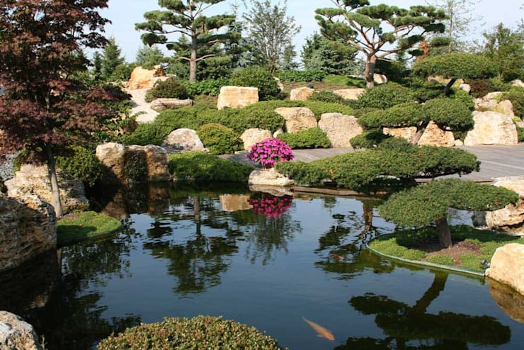 Garden by Kirchner Garten + Teich GmbH